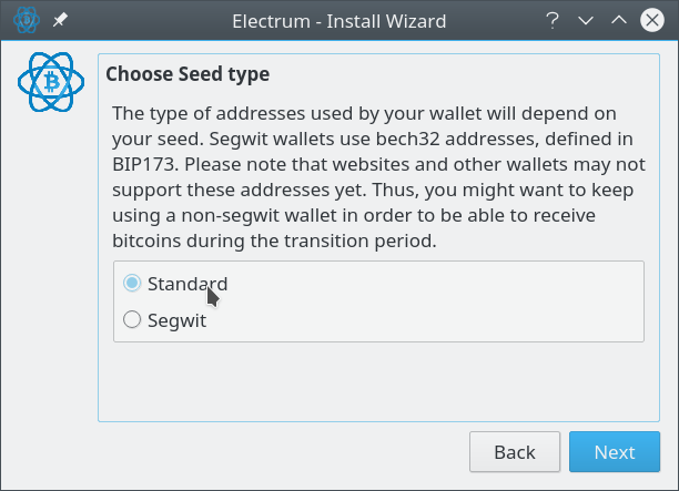 how to add bitcoins to electrum