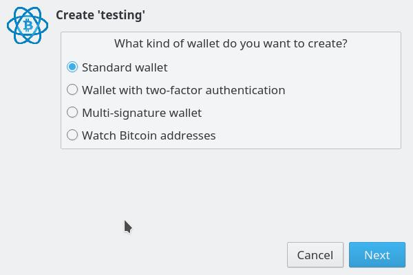 Restoring your standard wallet from seed – Bitcoin Electrum